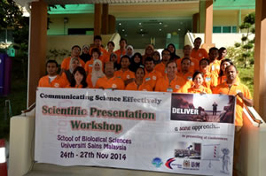 BOBLME-USM Effective Science Presentation Workshop