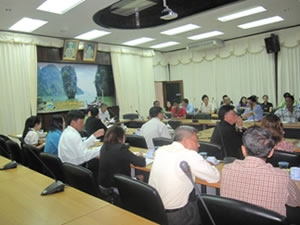 National TDA Consultations ongoing in several countries