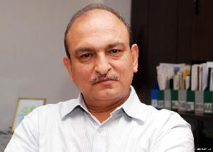 Mr Tarun Shridhar, Joint Secretary of the Ministry of Livestock and Fisheries India